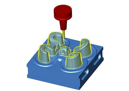 3D obrábění s pomocí hyperMILL®